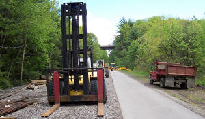 Construction Equipment for Tunnel.
